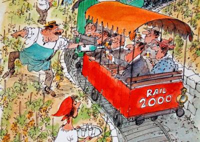 Train Des Vignes